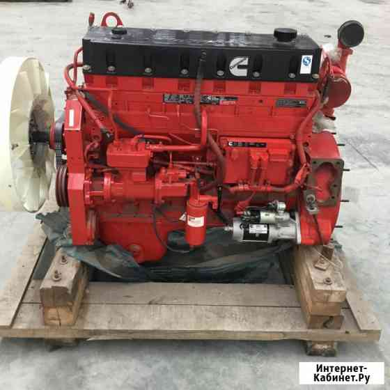 Двигательдизельный Cummins iSMe385-30 полной комплектации в сборе с навесным оборудованием Благовещенск