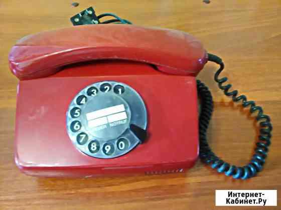Дисковый телефонный аппарат Самара