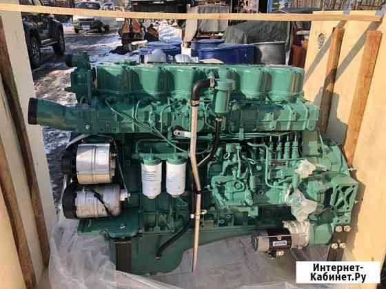 Двигатель FAW CA6DL2-35 Евро-2 для грузовика FAW Благовещенск