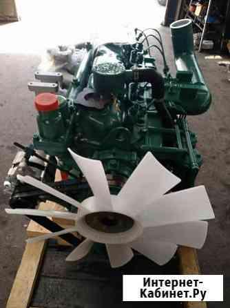 Двигатель FAW CA6110/125T-2G2 для комбайна John Deere (Джон Дир) 3316 Благовещенск