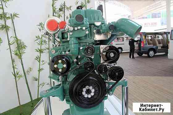 Двигатель газовый FAW CA6SM2-37E5N для FAW CA4253 и CA4252 природный газ метан или пропан-бутан Благовещенск
