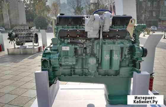 Двигатель FAW CA6DM3-50E5 для тяжёлого тягача FAW CA4250 Благовещенск