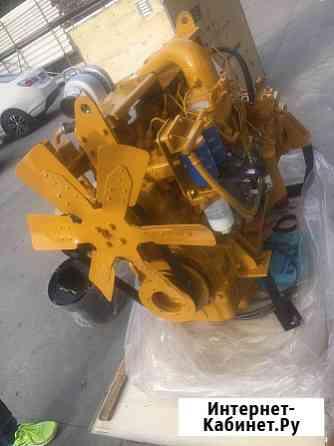 Двигатель FAW Xichai CA6DF1D-12GAG2 для погрузчика SL30W-2 Благовещенск