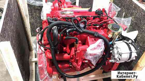 Двигатель BAW CA4DC2-12E4 для грузовика BAW Fenix 33460 (1065) и автобуса BAW Street 2245 Благовещенск