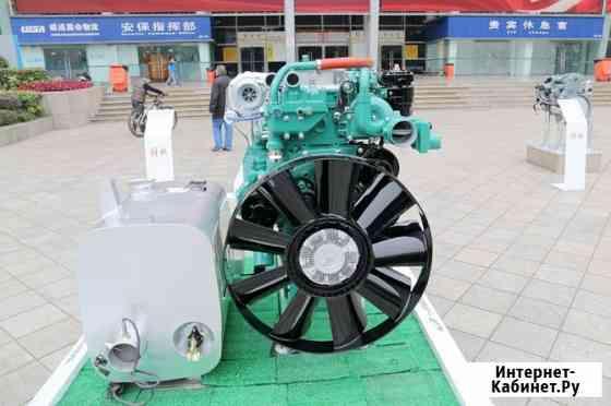 Двигатель FAW CA6DL3-35E6 (новый) для J5, J6 Благовещенск