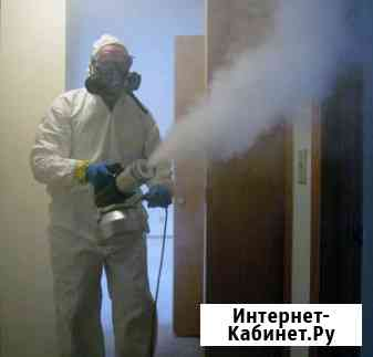 Дезинфекция помещений сухим туманом Москва
