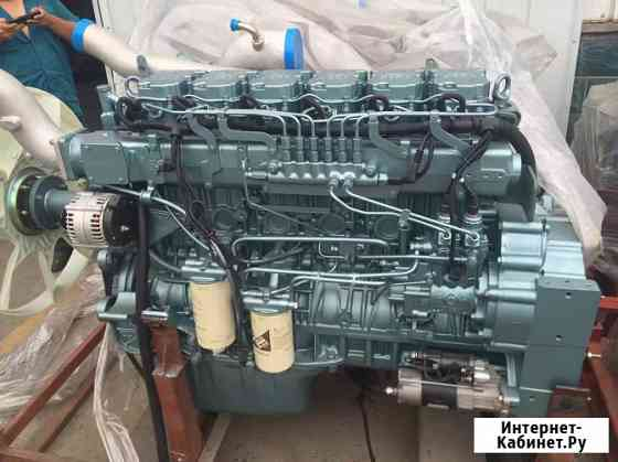 Двигатель Sinotruk D12.42-30 Евро-3 для HOWO A7 (Хово А7) Благовещенск