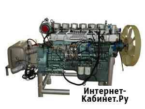Двигатель Sinotruk D10.38-40 для HOWO A7 (новый) Благовещенск