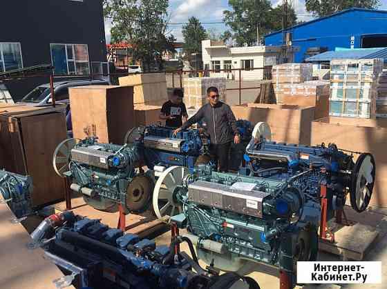 Двигатель Sinotruk WD615.47 Евро-2 для HOWO (371 л.с.) Новый или восстановленный - на выбор Благовещенск