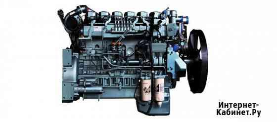 Двигатель Sinotruk WD615.334 для автокрана XCMG QY40V (Новый) Благовещенск