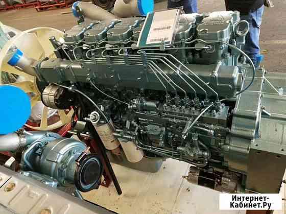 Двигатель Sinotruk D12.42-20 для HOWO A7 (Евро-2) Благовещенск