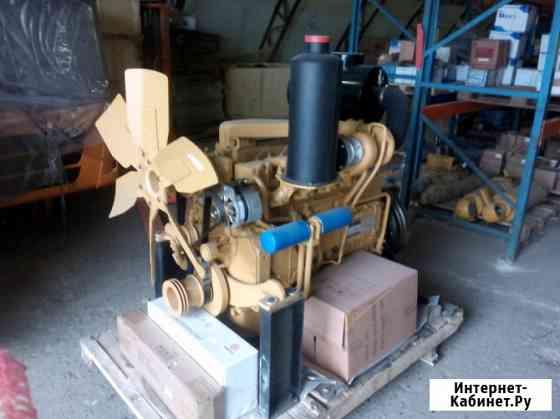 Двигатель Weichai WD10G178E25 Евро-2 для бульдозера Shantui SD16 Благовещенск