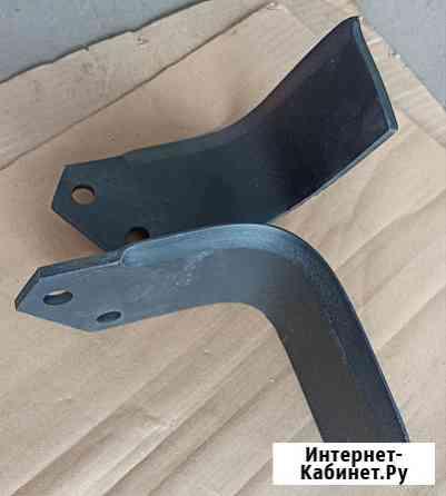 Нож L-образный для почвофрез SWAN-AGRO левый/правый Белгород