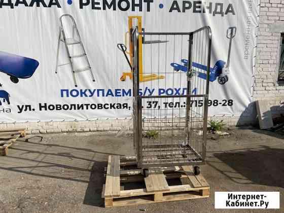 Тележки для гостиниц, тележки для прачечной, контейнер с полкой, тележка для белья Санкт-Петербург