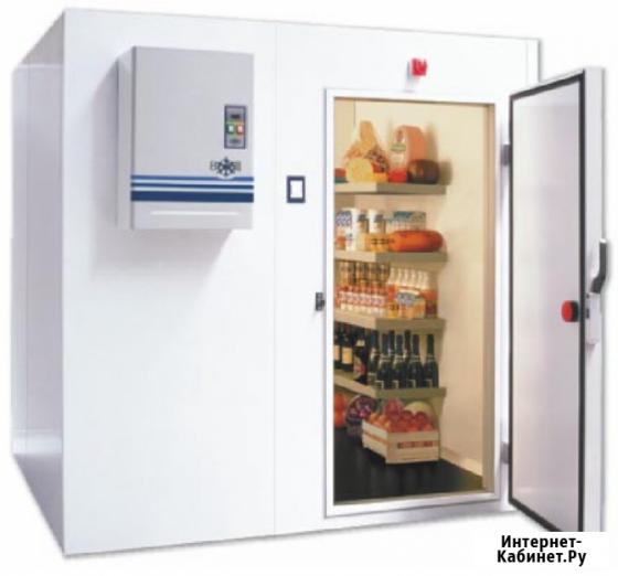 Ремонт холодильных витрин, морозильных камер, ларей Симферополь