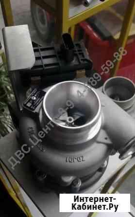 Турбокомпрессор 5370734 для двигателя Cummin iSF2.8 Евро-5 Благовещенск