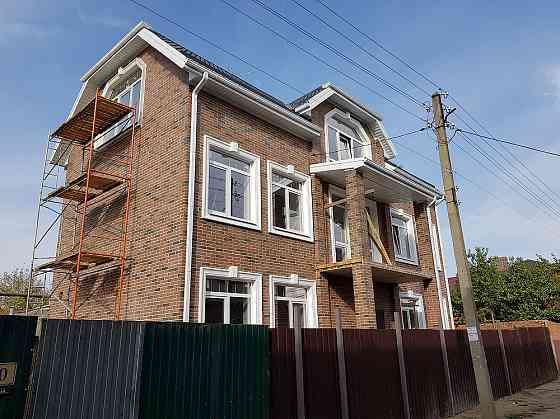 Дом 233 м² на участке 4 сот. Краснодар