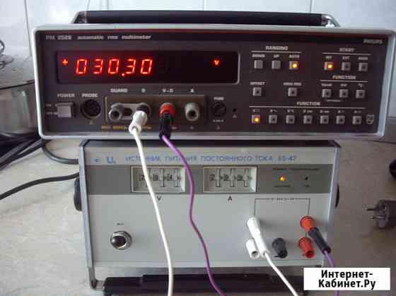 Источник питания постоянного тока Б5-47 Челябинск
