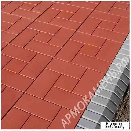 Тротуарная плитка (брусчатка) из бетона Нижний Новгород