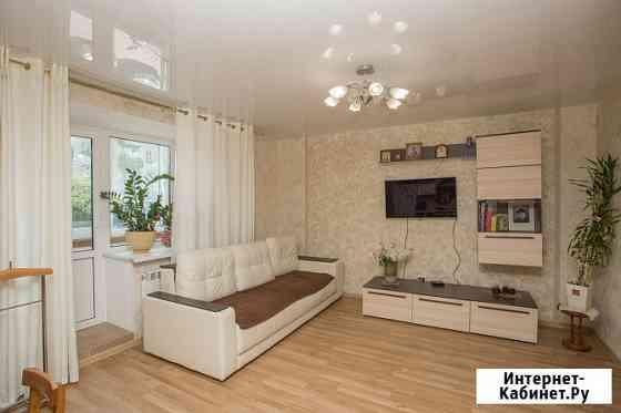3-комнатная квартира, 64 м², 3/5 эт. Иркутск