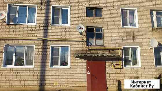2-комнатная квартира, 37 м², 1/2 эт. Комсомольск