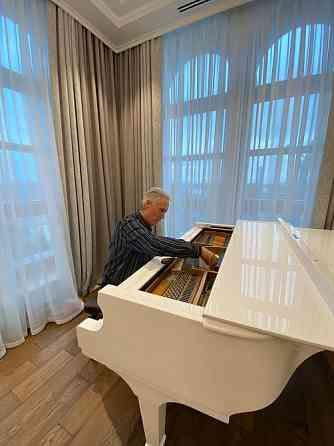 Настройка пианино и рояля Санкт-Петербург