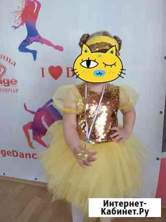 Продам платье на девочку 4-6 лет Симферополь