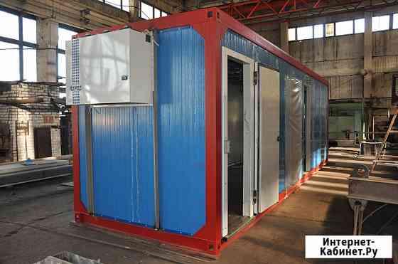 Модуль для охлаждения и хранения мяса Волгоград