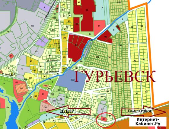 Участок 28 сот. Гурьевск