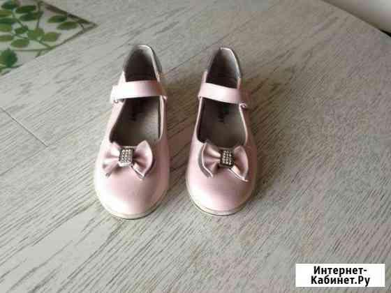 Нарядные туфли для девочки Севастополь