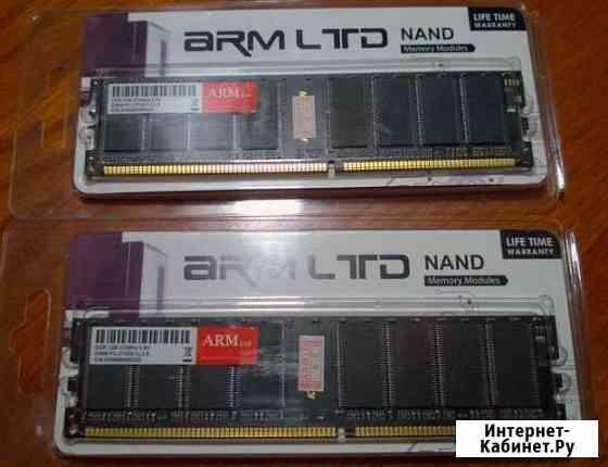 Новая оперативная память DDR 1GB Старая Русса