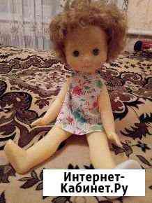 Кукла Лена. СССР Пенза