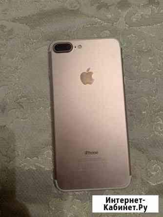 iPhone 7 Plus 128 gb Rouse Gold Москва
