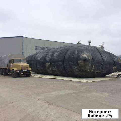 Резинотканевый резервуар мр-50П для гсм Омск