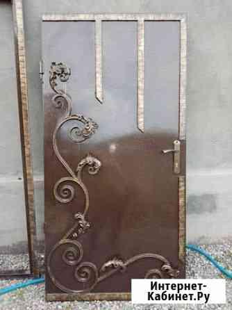 Дверь Нарткала