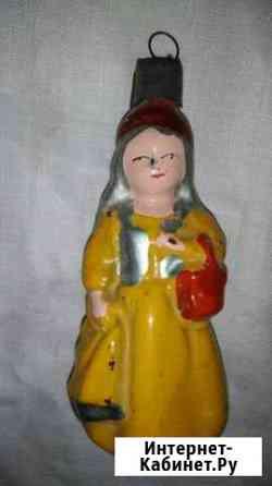 Елочная игрушка Красная шапочка Курск