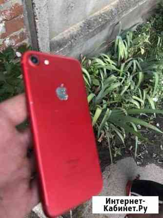 Телефон iPhone 7red 32g Майкоп