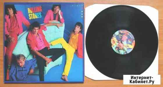 Rolling Stones - Dirty Works (Holland) Псков