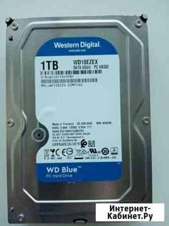 Жесткий диск WD Blue 1 тб Курган