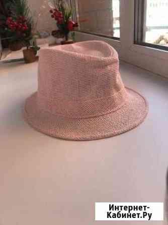 Шляпка соломка Иркутск