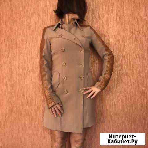 Италия пальто-плащ Кемерово