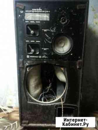 Система акустическая 35 ас 1 Тамбов