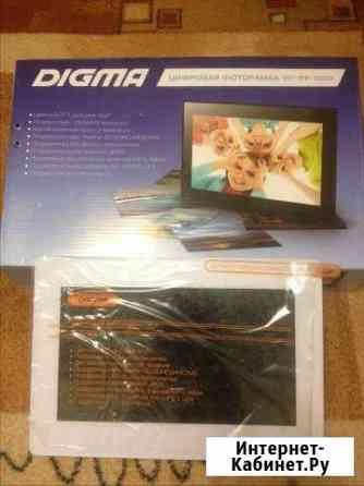 Цифровая фоторамка Digma PF-1030 в ремонт Владивосток