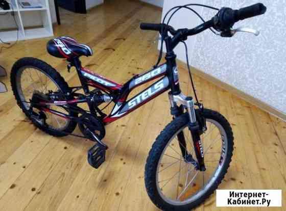 Велосипед stels pilot Саранск