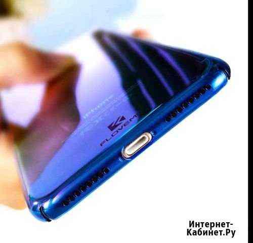 Чехол Хамелеон пластиковый SAMSUNG S8 plus Ижевск