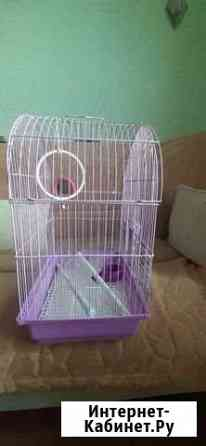 Продаётся клетка для попугая Пенза