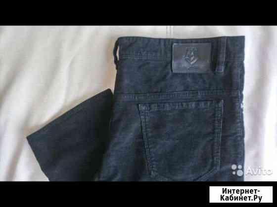Оригинальные вельветовые джинсы love moschino Уссурийск