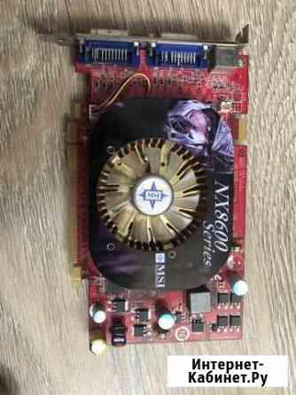 Видеокарта NX 8600 Чебоксары