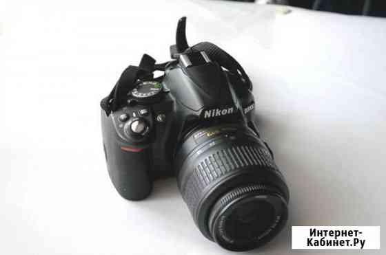 Nikon D3100 kit 18-55 Идеальный Абакан