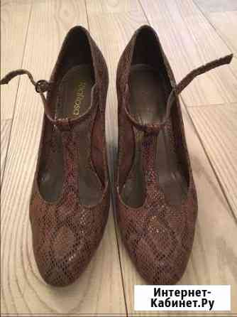 Туфли женские кожаные Москва
